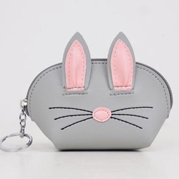 Adorable Bunny Coin Purse Boutique